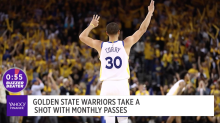 Golden State Warriors take a shot with monthly pass