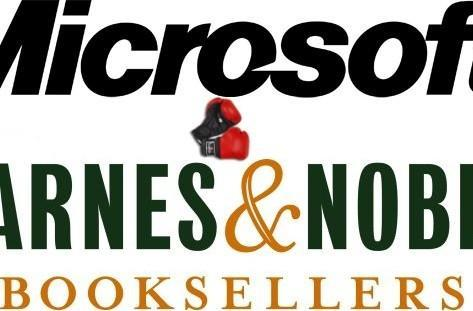 Same song, second verse: Microsoft sues Barnes & Noble for Android's patent infringement