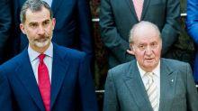 La ruptura pública del rey Felipe VI con su padre y su hermana para salvar la reputación de la monarquía en España