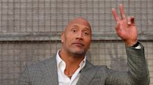 The Rock says the Daily Star's 'generation snowflake' interview 'never happened'