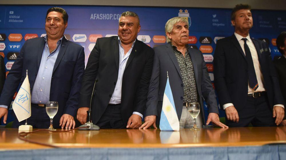 ¿Cuánto le cuestan los entrenadores a la Selección argentina?