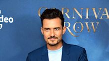 Orlando Bloom speaks out on his manhood after those photos: It's not that big
