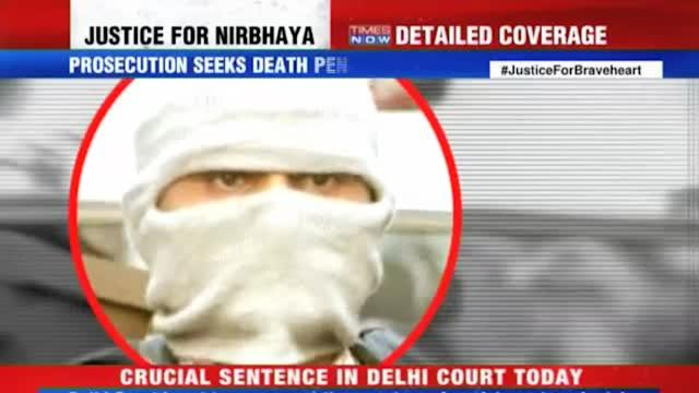 Death sentence 'absolute justice' for Nirbhaya