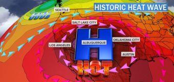 U.S. heat wave could last multiple weeks