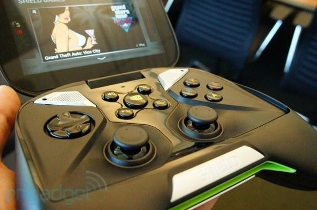 Hands-on with NVIDIA Shield: NVIDIA's project turned product