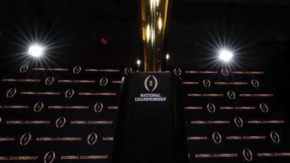 College football bowl sked: Dates, start times released