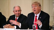 Schwarzman on phase 2 US-China trade deal: 'The question is timing'