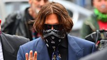 Johnny Depp faces third day of questioning in libel claim against The Sun