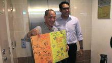 I hope Singaporeans will give Pritam Singh a chance: Low Thia Khiang