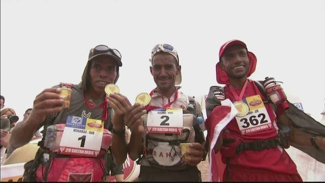 El Morabity and Kimball win the 29th Marathon des Sables