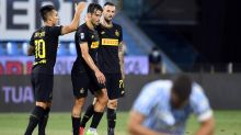Inter go second in Serie A with Spal win