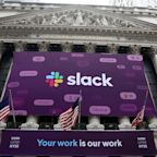 Slack earnings beat estimates, adds 12,000 net new paid customers in fiscal Q1