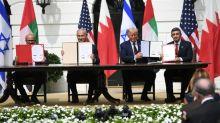Emirate und Bahrain besiegeln historische Annäherung an Israel