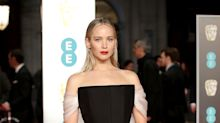 Best BAFTA celebrity fashion from Jennifer Lawrence to Angelina Jolie