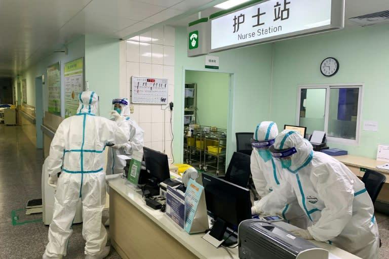U.S.  advises against travel to China; virus declared emergency