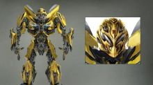 Transformers: The Last Knight Unveils Bumblebee