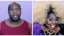 Drag Race 's Latrice Royale Talks About Coming Out During Her Magical Makeup Transformation