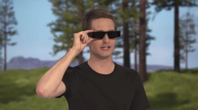 Snap's new Spectacles.