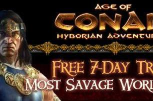Age of Conan begins 7-day free trial period
