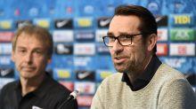 """Hertha reagiert auf Klinsmann: """"Art und Weise inakzeptabel"""""""