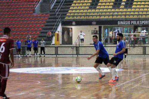 Futsal: Corinthians goleia Araraquara em segundo amistoso