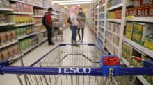 Britain's lockdown drives Tesco's sales and costs higher