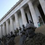 FBI vetting National Guard troops ahead of Biden inauguration