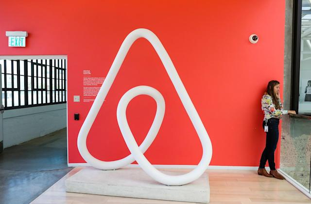 Airbnb makes good on its promise to house the displaced