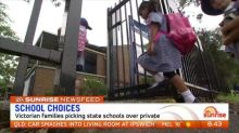 More parents sending kids to state schools
