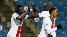 Kean on the spot as PSG open up four-point lead in Ligue 1