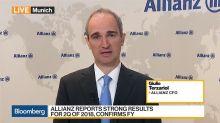 Allianz CFO on Earnings, Pimco, Business Strategy