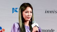 K-Pop Star Heize Shows Off Bleach-Free Alternative to Holographic Highlights