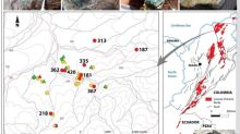 Max Resource Identifies Visible Copper Oxide Mineralization at Cesar