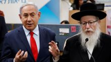 Israel's Netanyahu back in isolation after minister gets coronavirus