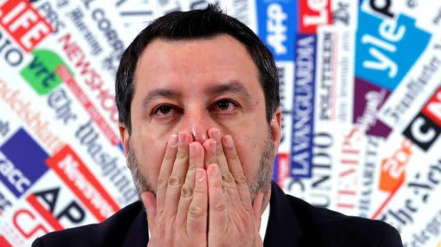 Coronavirus is actually hurting Italian fake news and xenophobic propaganda