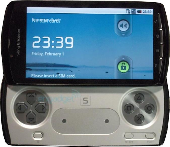 The PlayStation Phone