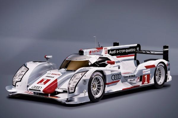 Audi goes hybrid and ultralight with R18 Le Mans racers