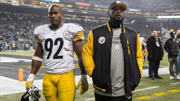 James Harrison: Steelers drama falls at the feet of Mike Tomlin
