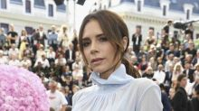 Victoria Beckham says she doesn't think of herself as beautiful