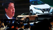 Nissan CEO says performance for April, May better than expected