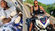 Nego do Borel dirige moto e carro sem carteira de motorista; cantor não possui CNH