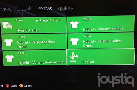 Microsoft local currency pricing on Xbox Marketplace items an 'error'