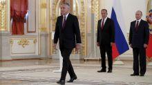 Trump ambassador promises Russia he'll be 'practical'