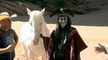 'The Lone Ranger': Hi-Yo Silver