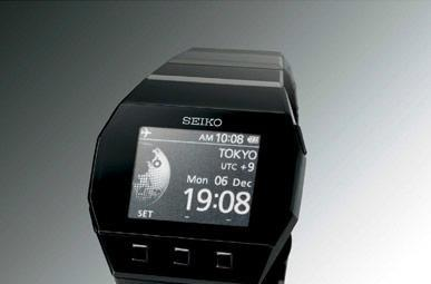 Seiko's 'active matrix' E-Ink watch exemplifies awesome, might just be the future (video)