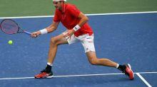 US Open (H) - US Open : David Goffin domine Opelka, John Isner craque contre Johnson