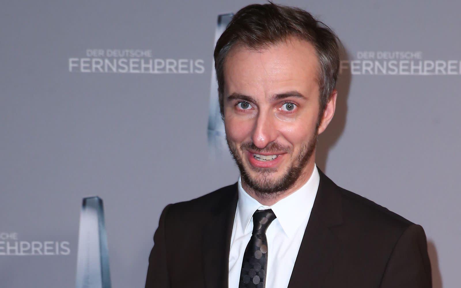 Jan Böhmermann österreich