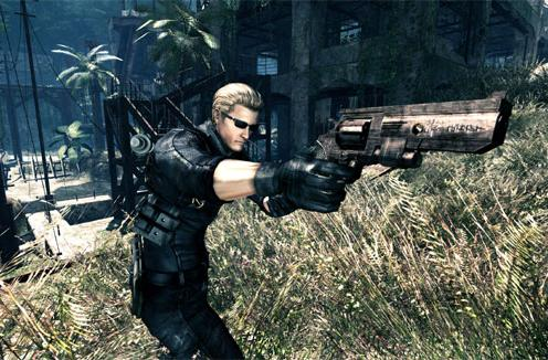 Lost Planet 2's Wesker no longer a GameStop exclusive