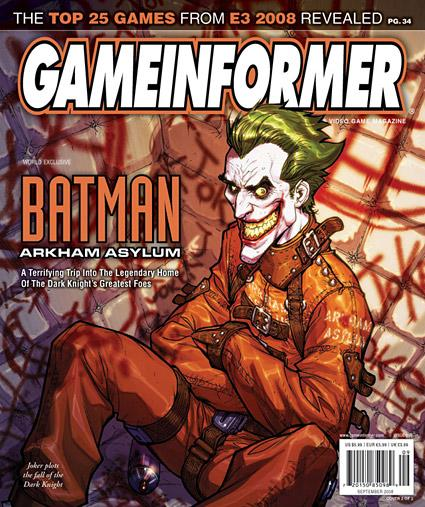 Confirmed: Arkham Asylum not coming to Wii