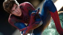 "Andrew Garfield ""excited"" about Spider-Man: Homecoming"